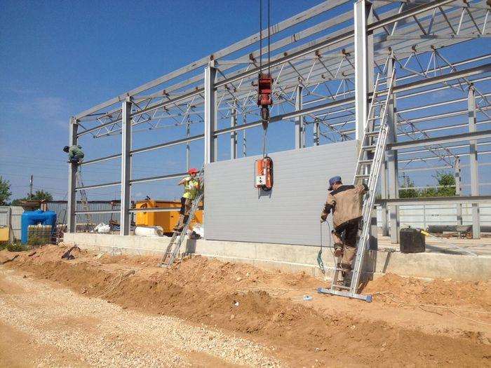 В феврале 2013 года в п медведево, республики марий эл был запущен новый сушильный комплекс состоящий из 3 камер